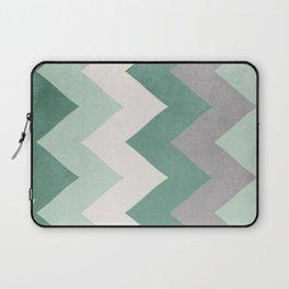 Wintergreen - Chevron Laptop Sleeve
