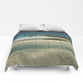 Way Up Here Comforters