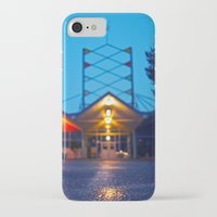 mid century iPhone & iPod Cases featuring Mid-century blurism by Vorona Photography