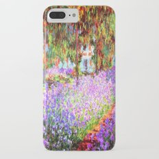 Monets Garden in Giverny Slim Case iPhone 7 Plus