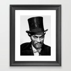 catman of paris t-shirt Framed Art Print