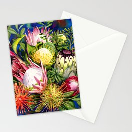 Protea Bounty Stationery Cards