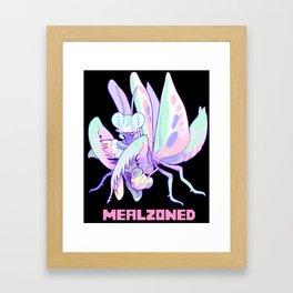 mealzoned Framed Art Print