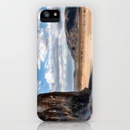 Giant Rock at Joshua Tree iPhone Case