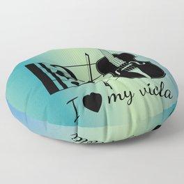 Viola Design Floor Pillow