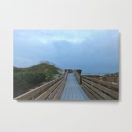 Dreary Days and Getaways Metal Print