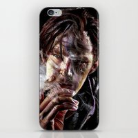benedict cumberbatch iPhone & iPod Skins featuring benedict cumberbatch by jiyounglee0711