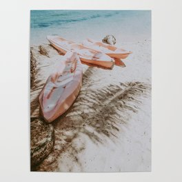 little boats Poster