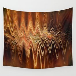 Earth Frequency Wall Tapestry