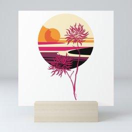 Stay On These Roads Mini Art Print