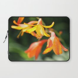 Orange Bells Laptop Sleeve
