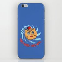 mew iPhone & iPod Skins featuring Doctor Mew by Helenasia