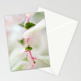 Tiny Trumpet Flower Stationery Cards
