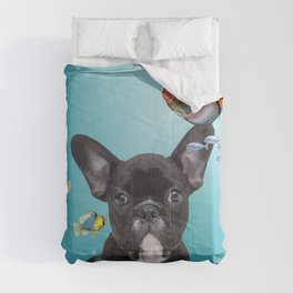 Tropic Fishes French Bulldog - Frenchie Comforters