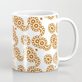 Rosette chain Coffee Mug