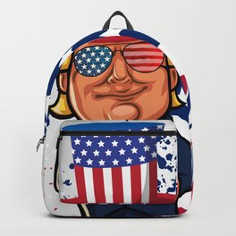 independence day Backpack