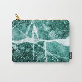 Emerald Ice Carry-All Pouch