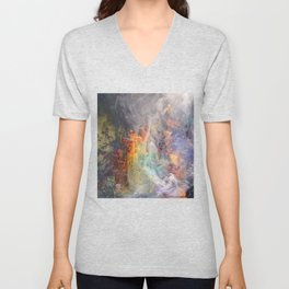 Coral Magic Unisex V-Neck