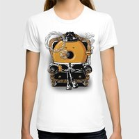 gangster T-shirts featuring Gangster Donut by Javier Ramos