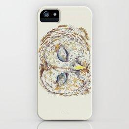 Arthur Owl iPhone Case