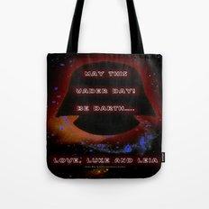 Vader Day - 023 Tote Bag