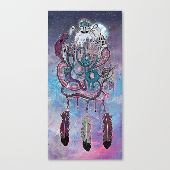 The Dream Catcher Canvas Print