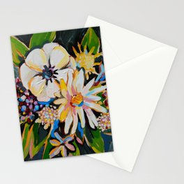 Cornelius - Cream and Forest Stationery Cards
