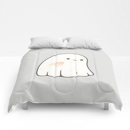 Poor ghost Comforters