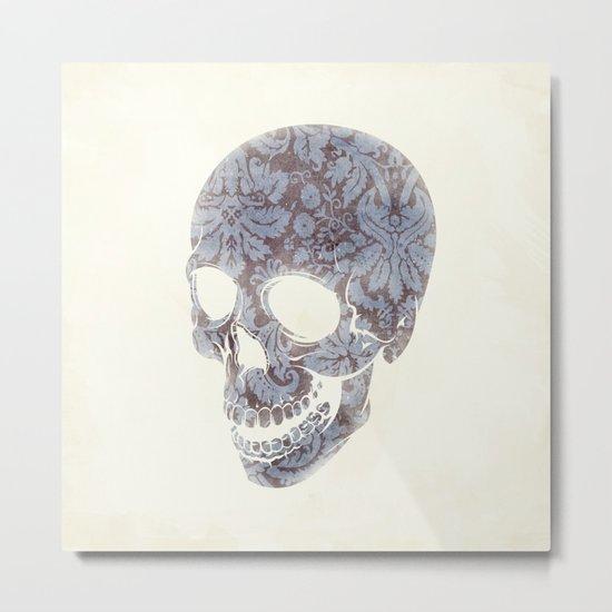 New Skin Metal Print