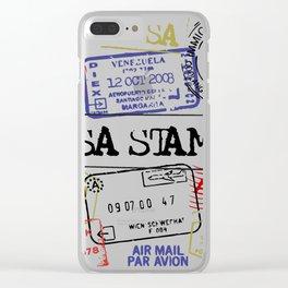 Visa Clear iPhone Case