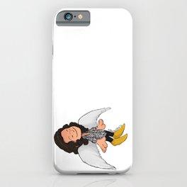 Angel Haz iPhone Case