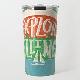 Explore Bellingham Travel Mug