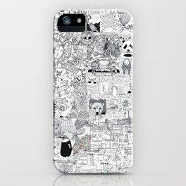 mashup iPhone Case