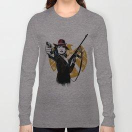 Agent Peggy Carter Long Sleeve T-shirt