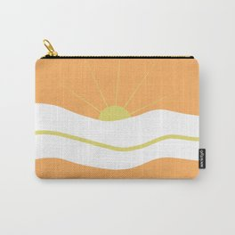 """ Orange days "" Carry-All Pouch"