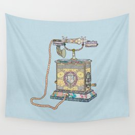 waiting for your call since 1896 Wall Tapestry