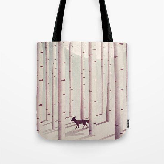 Serene Forest Tote Bag