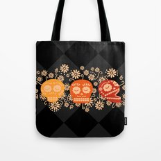 Day of the Dead ~ Dias de los Muertos Tote Bag