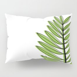 fern Pillow Sham