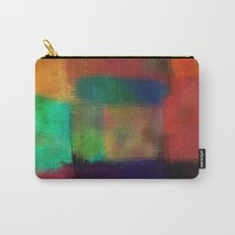 Abstract Study Five abstract art by Ann Powell Carry-All Pouch