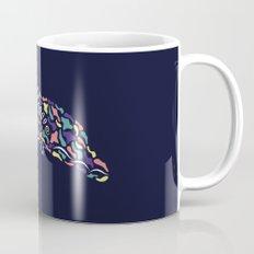 Abstract Dolphin Mug
