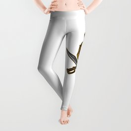Spartan Warrior | Sparta Greek Fighter Skull Sword Leggings
