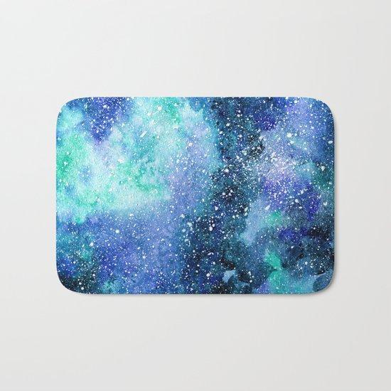Mint space Bath Mat