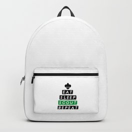 Scouts - Eat Sleep Scout Backpack