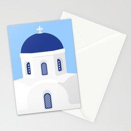 Santorini #02 Stationery Cards