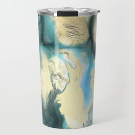 Golden Reef Travel Mug