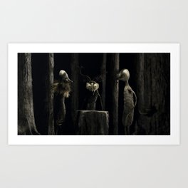 Nocturne Film Still No.1 Art Print