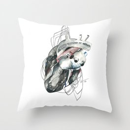 H10 Throw Pillow