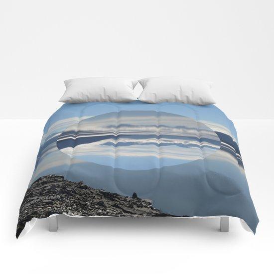 Turnagain Arm Flip Flop Comforters
