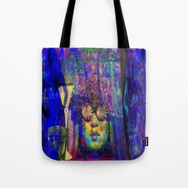 Studio 54 tribute Tote Bag